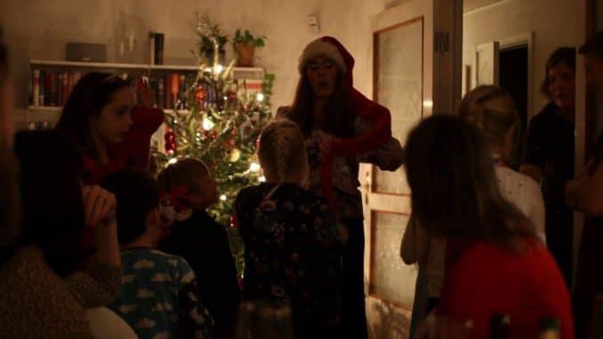 julfest julklappslek