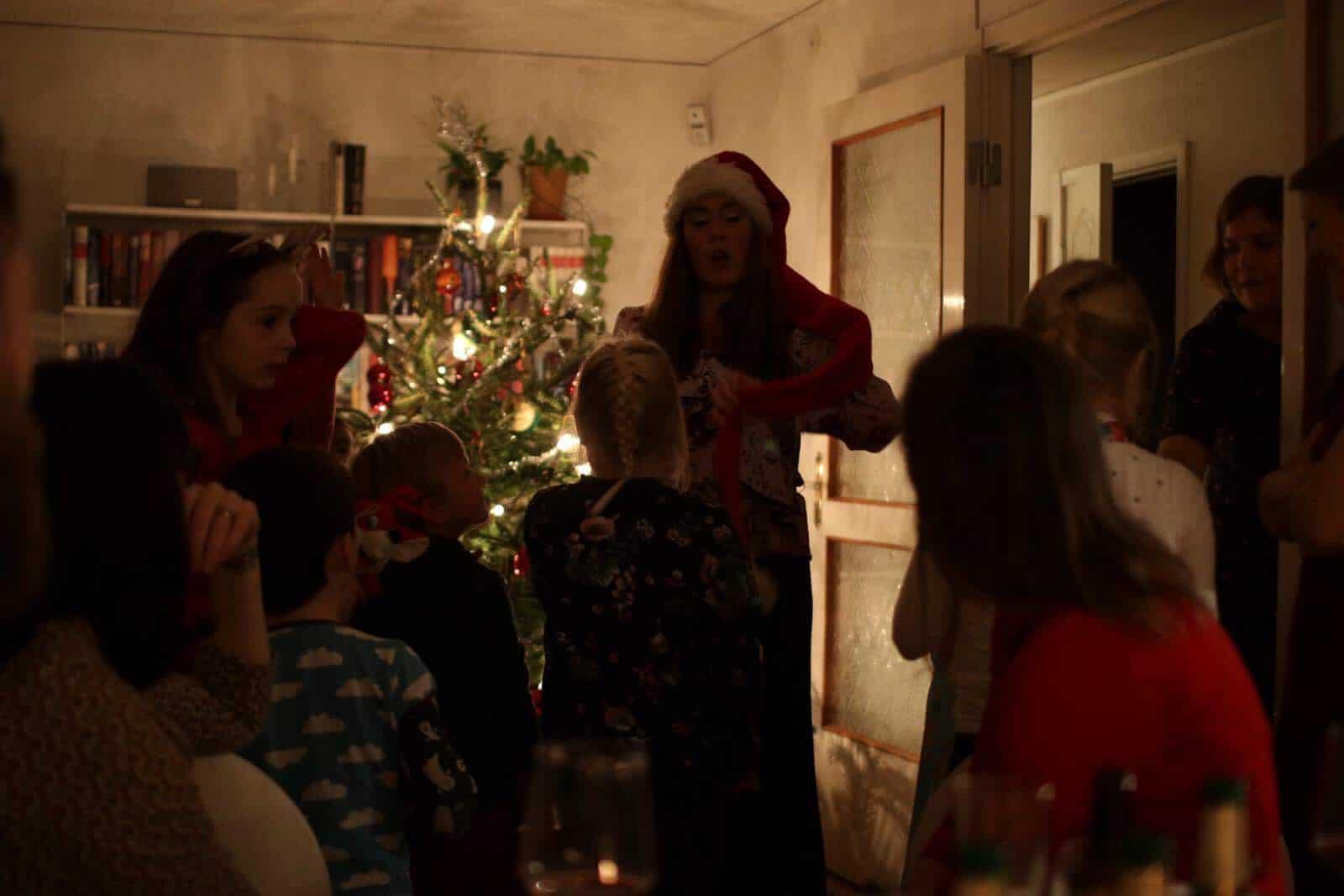 35f413c65cc2 Julfest - ingen riktig jul utan julfest för stora och små