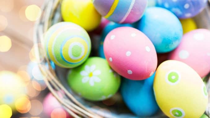 påsk, påsktraditioner, äggjakt