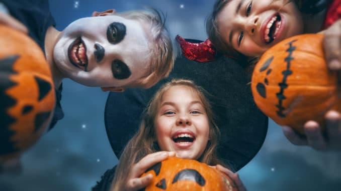 halloweenlekar, lekar till halloweenfest