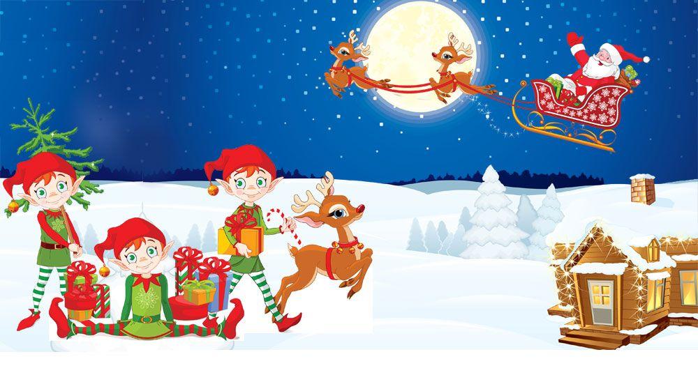 jullekar för barnrn
