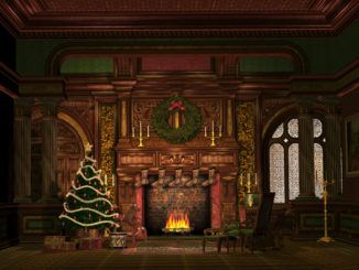 mordgåta jul