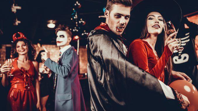 halloweenkostymer