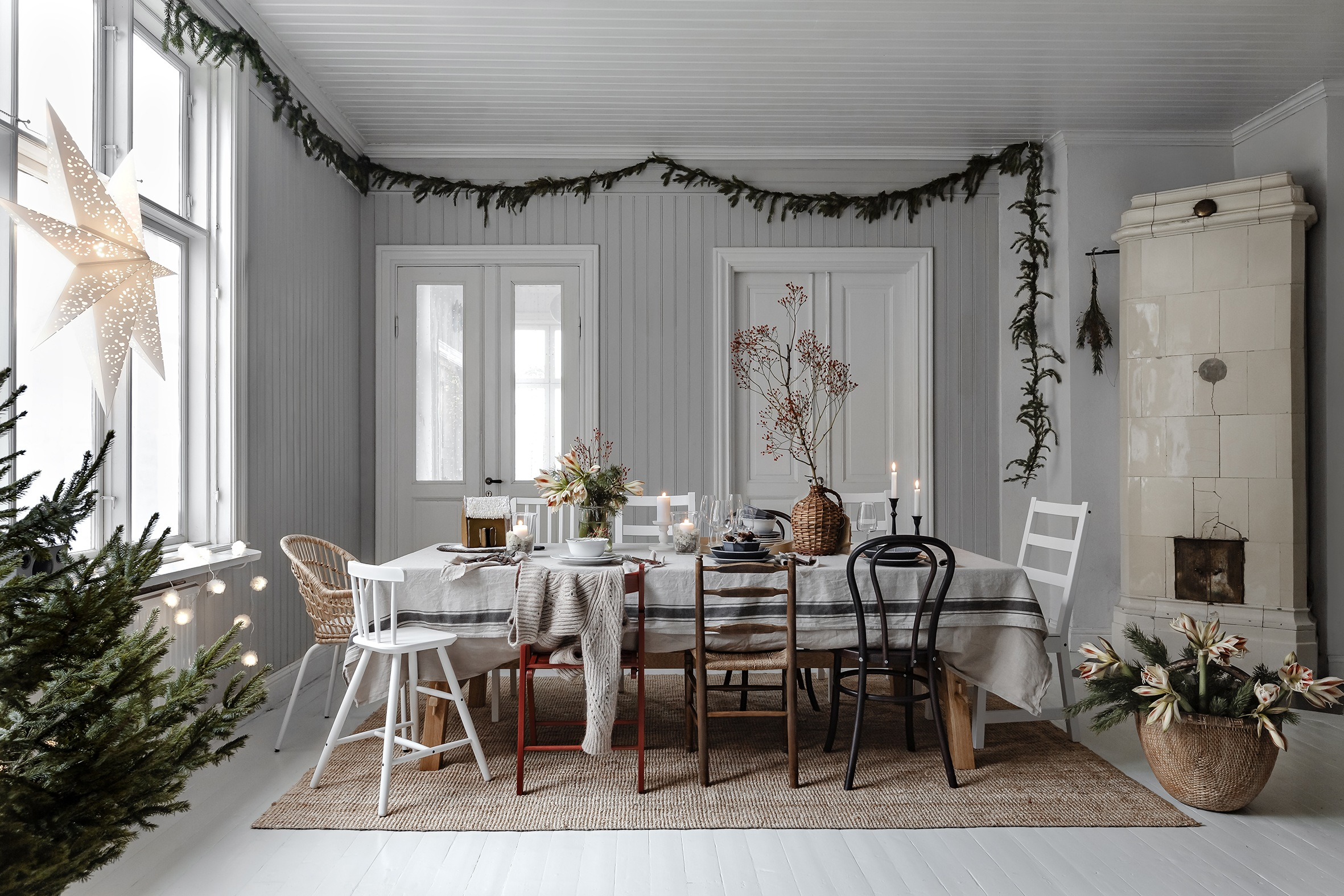 IKEA_juldukning