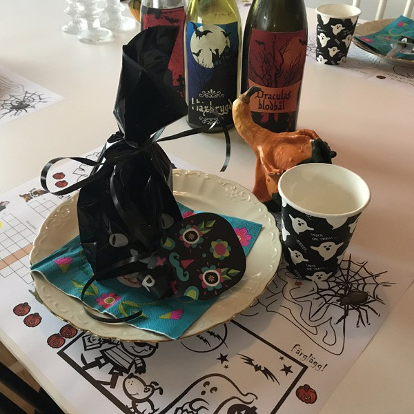 halloween pyssel skriva ut gratis