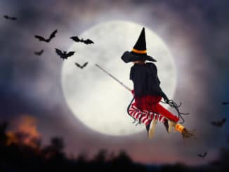 halloweenlekar barn